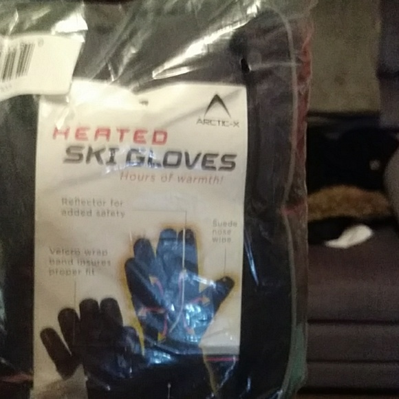 arctic x Other - Heated ski gloves